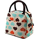 3s Picnic Lunch Bag Tote Bag Lunch Organizer Lunch Holder Lunch Container For Women Men Kids Girls Boys Adults...