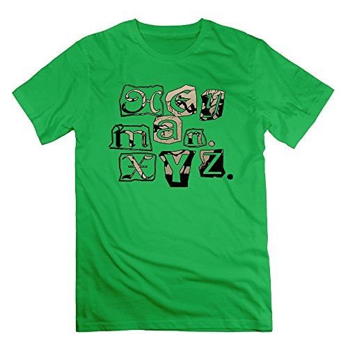 forestgreen-enlove-hey-man-o-neck-t-shirt-for-man-size-l