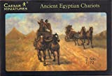 Ancient Egyptian Chariots - 1/72 Plastic Soldiers by Caesar Miniatures