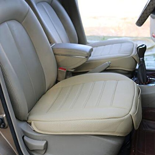 edealyn pu leather soft car seat cover pad mat auto car chair cushion universal package edge no. Black Bedroom Furniture Sets. Home Design Ideas