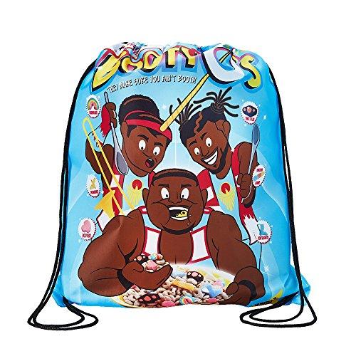 Booty-O's Drawstring Bag