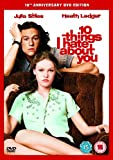 10 Things I Hate About You [DVD] [1999] - Gil Junger