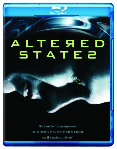 Cover art for  Altered States [Blu-ray]
