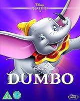 Dumbo (1941) (Limited Edition Artwork Sleeve) [Blu-ray]