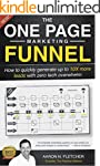 The One Page Marketing Funnel: How to...