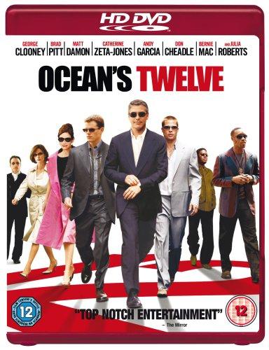 12 друзей Оушена / Ocean's Twelve (2004) HDRip