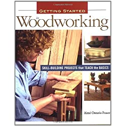 Getting Started in Woodworking
