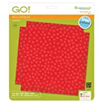 "AccuQuilt GO! Rag Quilting Square 8 1/2"" Cutting Die"