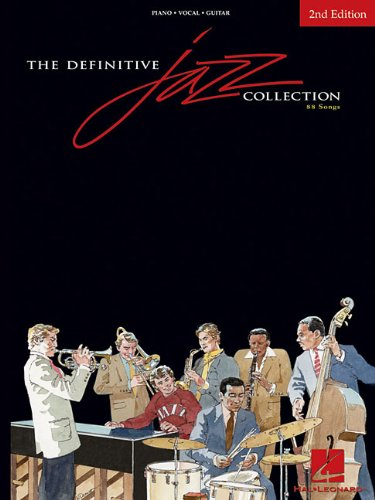 Jazz Collection (Piano, Vocal, Guitar) (Definitive Collection)