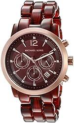 Michael Kors Women's Audrina Red Watch MK6237