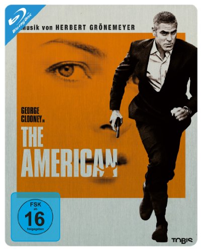 The American - Steelbook [Blu-ray]