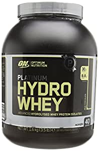 Optimum Nutrition Platinum Hydro Whey Protein Powder Milk Chocolate 1.6kg