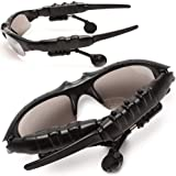 NEEWER® Bluetooth Sunglass (Polarized Lenses) Handsfree Headset for CellPhone Mobile Phone
