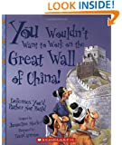 You Wouldn't Want to Work on the Great Wall of China!: Defenses You'd Rather Not Build