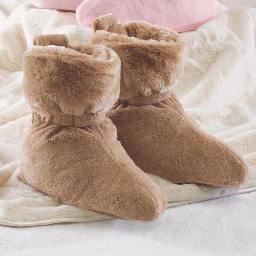 Cheap nap Luxe Foot Comforters (B007VAFSOU)