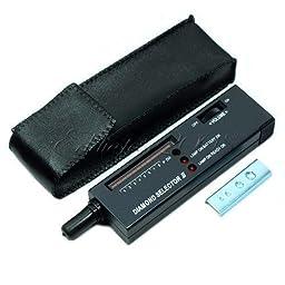 Diamond Tester Gemstone Moissanite Selector II Jewelry Jewellery Tool LED Audio