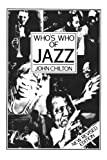 Who's Who Of Jazz (0306802430) by John Chilton