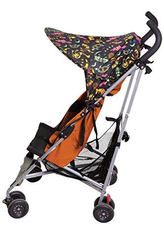 Dreambaby L282 Stroller Buddy Extenda-Shade, Print - 1