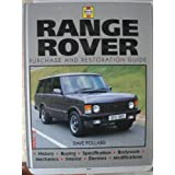 Range Rover; Purchase and Restoration Guideby Dave Pollard