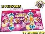 Pink Twin Plug & Play DDR Game / Danc...
