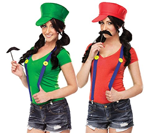 Video Game Gal Instant Costume Kit