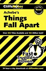 CliffsNotes on Achebe's Things Fall Apart