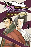 Kenji Kuroda Miles Edgeworth: Ace Attorney Investigations, Volume 4