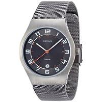 [ベーリング]BERING 腕時計 Ultra Slim Titanium 11937-007 メンズ 【正規輸入品】