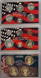 2008 S Silver Proof Set in Original US Government Packaging