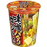 マルちゃん 縦型味噌バター味コーンラーメン 99g×12個