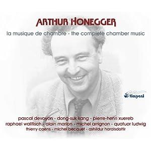 Arthur Honegger (1892-1955) Hors orchestre 519vT8iOThL._SL500_AA300_