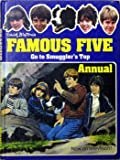 Famous Five Go To Smugglers Top Annual Enid Blyton