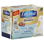Enfamil Infant Formula, Newborn (0-3 Months) 6 - 2 fl oz (59 ml) bottles [12 fl oz (355 ml)]