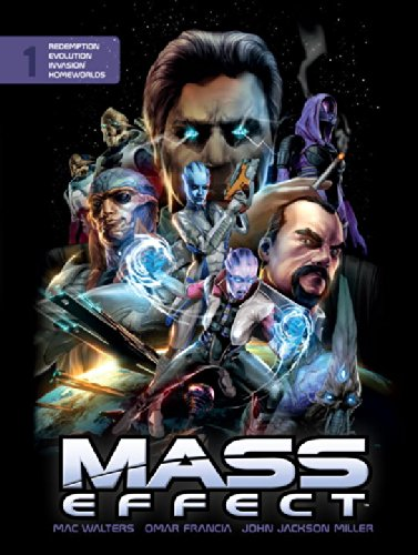 Mass Effect Library Edition Volume 1 PDF