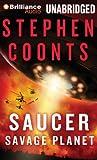 Saucer: Savage Planet (Saucer Series)