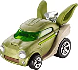 Hot Wheels Star Wars Character Car, Yoda