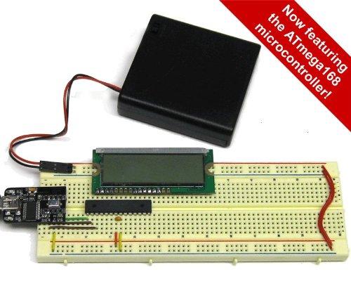 Breadboard Microcontroller Starter Kit