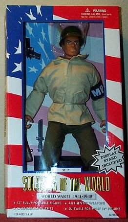 Buy Low Price Formative International Soldiers of the World World War II 1941-1945 M.P. Figure (B000NP5QS8)