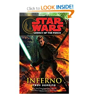 Inferno (Star Wars: Legacy of the Force, Book 6) by