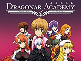 Dragonar Academy (Original Japanese Version) Season 1 (English Subtitled)