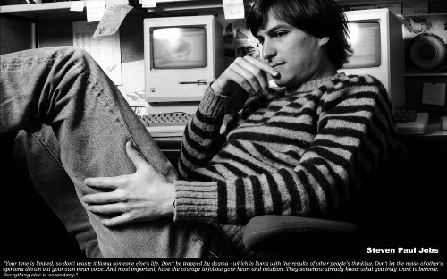 Steve Jobs Poster Photo Limited Print Apple Computer Sexy Celebrity Size 24x36 #2 (Steve Jobs Picture compare prices)