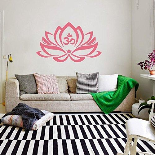 decorazione-floreale-fiore-di-loto-con-adesivo-in-vinile-da-parete-segno-om-yoga-mandala-art-vinile-