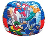 Warner Brothers DC Super Friends Mini Heroes Kids Bean Bag