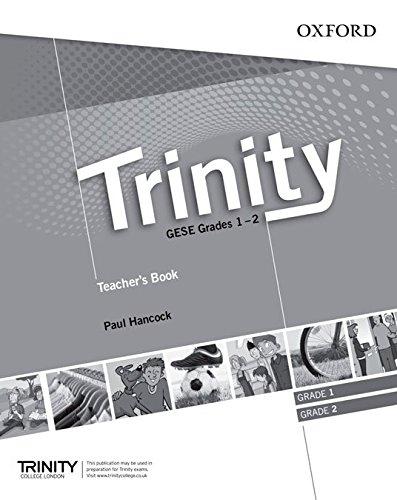 Trinity Graded Examinations in Spoken English (GESE): Trinity Pub Gese Grades 1-2: Teacher's Book Pack (Trinity Graded Exams)