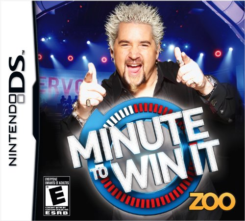 Minute to Win It - Nintendo DS - 1