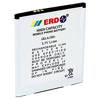 ERD 1500mAh Battery (For Celkon A105 Plus)