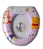 Para que los niños reglas para uso de inodoro infantil con diseño de entrenamiento para dejar el asiento para carrito de bolsa The filmcell factory de la de Winnie The de color rosa