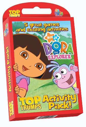 Top Trumps Activity pack - Dora The Explorer