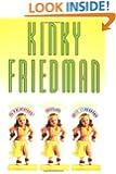 Steppin' on a Rainbow (Kinky Friedman Novels)
