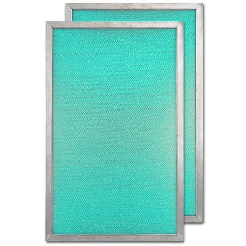 """Honeywell Replacement Postfilter For 16"""" X 20"""" Air Cleaner, 2-Pack"""